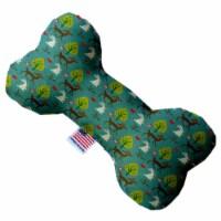 Mirage Pet 1179-SFTYBN6 Dearest Deer 6 in. Stuffing Free Bone Dog Toy - 1