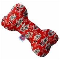 Mirage Pet 1296-CTYBN10 Krampus Canvas Bone Dog Toy - 10 in.