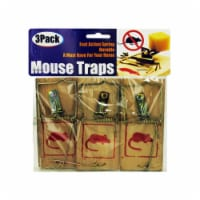 Bulk Buys HZ001-72 Mouse Trap Value Pack -Pack of 72 - 1