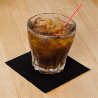 Hoffmaster 180313 CPC 9.5 in. 2 ply Beverage Napkin, Black - Case of 1000 - 1000