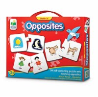 The Learning Journey Match It! Opposites