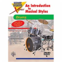 Ultimate Beginner Xpresso- An Introduction to Musical Styles for Drums - Music Book