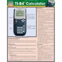 Ti 84 Plus Calculator Quickstudy Easel - 1