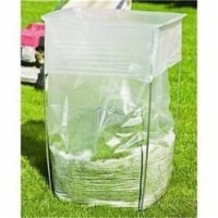 Trash Bag Support Large, 39 Gallon Size