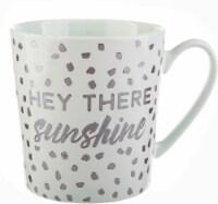 Pacific Market International Hey There Sunshine Short Barrel Mug