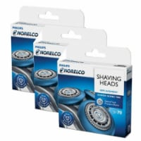 Norelco Sh70 Replacement Shaving Head For S7720/85 Model 3 Pack - 1