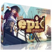 Tiny Epic Pirates High-Seas Adventure Mini Ship Strategy Card Game Gamelyn Games - 1 unit