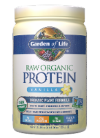 Garden of Life Beyond Organic Vanilla Protein Powder - 21.86 oz