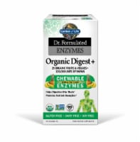 Garden of Life Dr Formulated Organic Digest + Enzymes Chewables