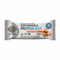 Garden of Life Sport Organic Sea Salt Caramel Flavor Performance Protein Bar