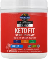 Garden of Life Dr Formulated Vanilla Keto Fit