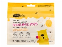 Comvita Kids Soothing Pops Variety Pack 15 Count