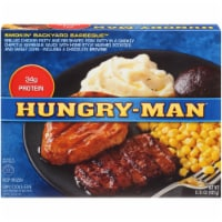 Hungry-Man Smokin' Backyard Barbecue Frozen Meal