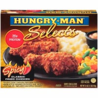 Hungry-Man Selects Spicy Classic Fried Chicken Frozen Meal