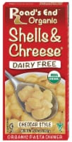 Road's End Organics  Shells & Chreese® Organic Pasta Dinner   Cheddar Cheese