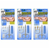 Instant Smile Select A Tooth Temporary Tooth Replacement Kit- Natural