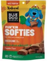 Blue Dog Bakery Pumpkin Flavor Softies