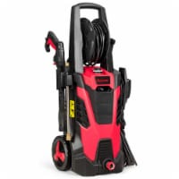 Costway 3500 PSI 2.1GPM Electric High Power Water Cleaner W/ 5 Nozzles