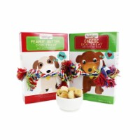 Too Good Gourmet 105.0020R Rope Toys & Treats - Set of 2 - 1