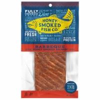 Honey Smoked Fish Co.® Barbeque Smoked Salmon - 8 oz