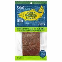 Honey Smoked Fish Co Smoked Salmon Chipotle Lime Honey Smoked Salmon - 8 oz