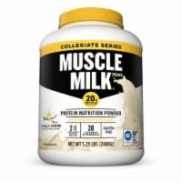 Muscle Milk Vanilla Creme Protein Nutrition Powder