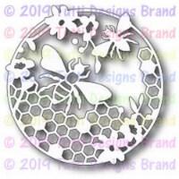 Tutti Designs - Dies - Honeycomb - 1