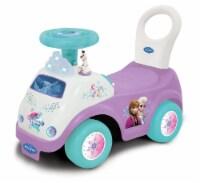 Kiddieland Girls Disney My First Frozen Toddler Activity Ride-On Push Car - 1 Unit