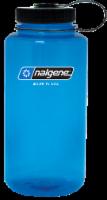 Nalgene Wide Mouth Water Bottle - Blue