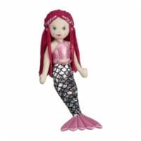 Ganz Luna Shimmer Mermaid 18 Inch Plush Figure - 1 Unit