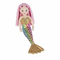 Ganz Rain Shimmer Mermaid 18 Inch Plush Figure - 1 Unit