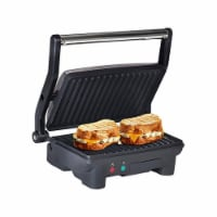 Maximatic Elite Panini Maker, Stainless Steel
