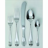 Classic English 5 Piece Place Setting -18-10 Stainless - Mirror Finish