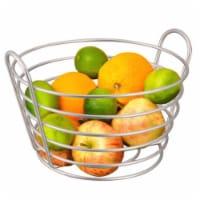 Corp  Fruit Basket Satin Nickel - 1