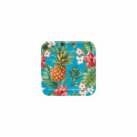 Group  Aloha Square Dinner Plate, Pack of 12 - 8 Per Pack