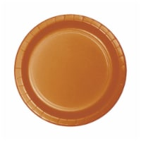 Group  Pumpkin Spice Dinner Plates, Pack of 10 - 24 Per Pack