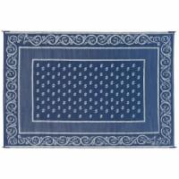 9 x 12 ft. Vineyard Mat - Blue
