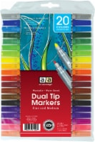 Art Advantage Dual Tip Markers