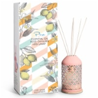 Essential Oil Diffuser Lamp Set with Reed Diffusers - 1