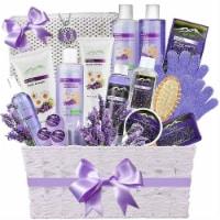 Super Large Lavender & Chamomile Aromatherapy Spa Kit - 1