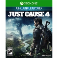 Just Cause 4: Day One Edition (Xbox One)