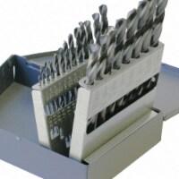 Chicago-Latrobe Jobber Drill Set,21 pc,HSS HAWA 43639