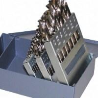 Chicago-latrobe Screw Machine Drill Bit Set, 29pc, Cobalt  69853