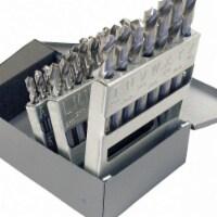 Chicago-latrobe Screw Machine Drill Bit Set  Includes Metal Drill Index 69901 - A-Z