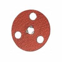 Norton Sanding Disc,CerAlO,24 Grit,4-1/2 in.  66254468389 - 1