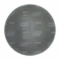 Norton  Screen-Bak Durite  17 in. Silicon Carbide  Center Mount  Q421  Floor Sanding Disc - Count of: 1