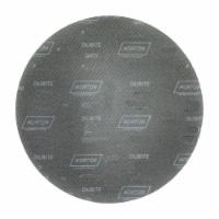 Norton  Screen-Bak Durite  17 in. Silicon Carbide  Center Mount  Q421  Floor Sanding Disc  80 - Count of: 1