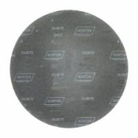 Norton  Screen-Bak Durite  17 in. Silicon Carbide  Center Mount  Q421  Floor Sanding Disc  60 - Count of: 1