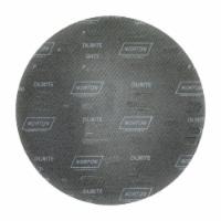 Norton  Screen-Bak Durite  18 in. Silicon Carbide  Center Mount  Q421  Floor Sanding Disc - Count of: 1
