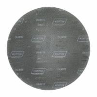 Norton  Screen-Bak Durite  18 in. Silicon Carbide  Center Mount  Q421  Floor Sanding Disc  80 - Count of: 1